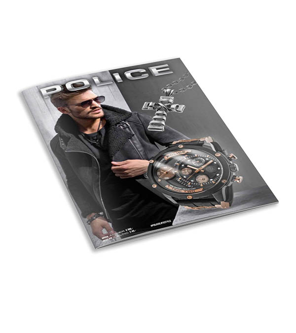 Police Uhr und Schmuck Katalog / Watch and Jewellery catalogue Time Mode