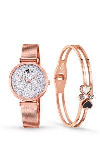 Lotus Uhr und Schmuck / Watch and Jewellery Time Mode