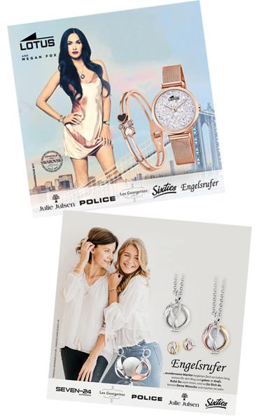 Lotus und Engelsrufer Schmuck / Jewellery Time Mode