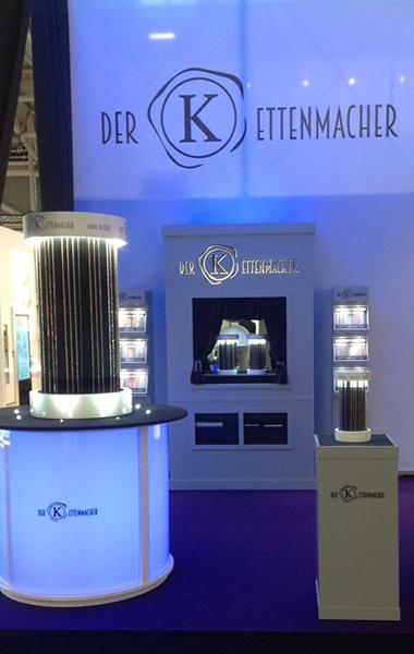 INHO18 Der Kettenmacher Stand / Display Time Mode