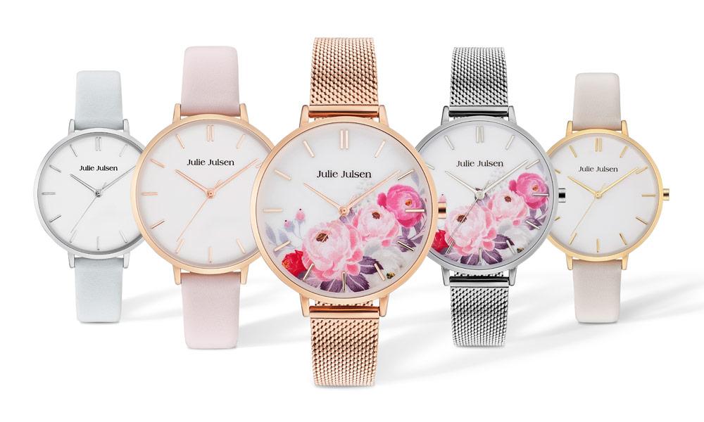 Neue Uhren / New Watches Julie Julsen Time Mode