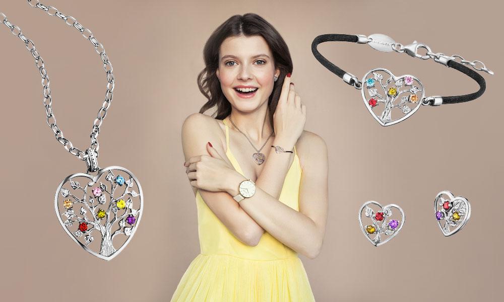 Julie Julsen Schmuck / Jewellery Time Mode