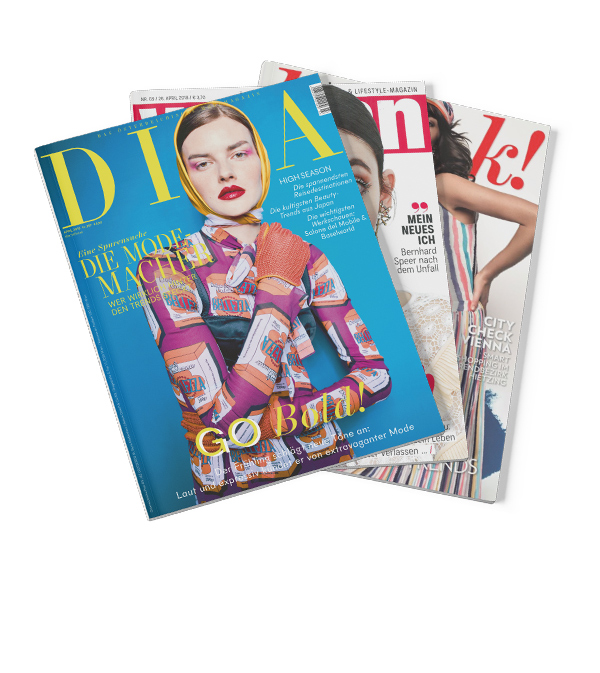 Presse Magazine Inserate Timemode